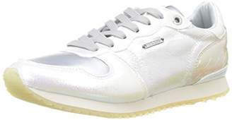 Pepe Jeans Women's Gable Reflect MAD Trainers