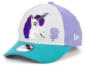 New Era Women's San Francisco Giants Unicorn Flip 9FORTY Cap