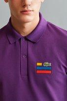 Lacoste Chest Stripe Polo Shirt