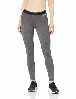 Amazon Essentials Women's Elastic Waist Performance Full-Length Legging