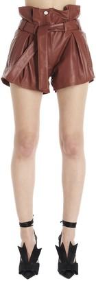 ATTICO Pleated Shorts