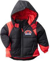 Spiderman Marvel ultimate puffy hooded jacket - toddler