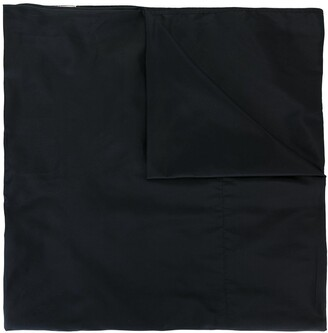 LANVIN Pre-Owned Satin Scarf