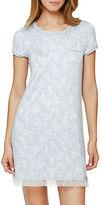 Kensie Short Sleeve Sleepshirt