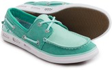 Columbia Vulc N Vent Boat Canvas PFG Water Shoes (For Women)