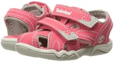 Timberland Kids - Adventure Seeker Closed Toe Sandal Girl's Shoes