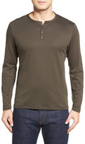 Robert Barakett Cambridge Cotton Henley