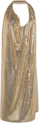 Bottega Veneta Sequined Halterneck Dress