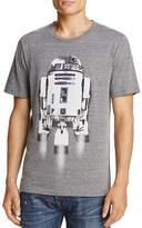 Junk Food Clothing R2-D2 Crewneck Short Sleeve Tee