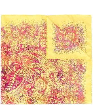 Hermes Pre-Owned Indian Silk scarf
