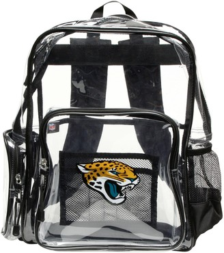 Northwest Company The Jacksonville Jaguars Dimension Clear Backpack