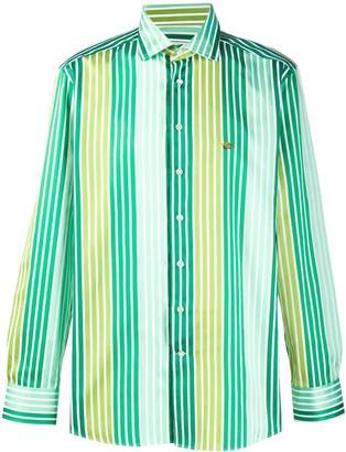 Etro Stripe Print Shirt