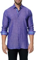 Men's Maceoo Vogue Linen Sport Shirt