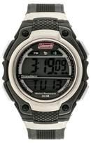 Coleman Men's 10 Digit Alarm Chronograph Watch - Black