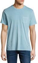 Joe's Jeans Men's Finley Vintage-Effect Pocket T-Shirt