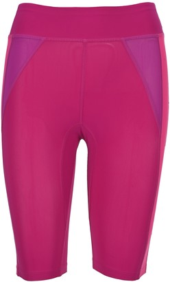 Isabel Marant Colour Block Knee-Length Shorts