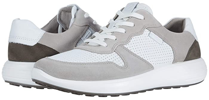 Ecco Soft 7 Runner Retro Sneaker (Moon