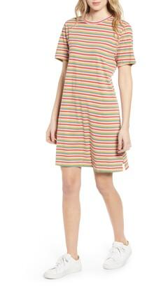 ban.do Vintage Stripe T-Shirt Dress