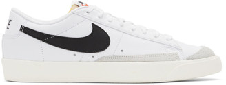 Nike White Blazer Low 77 Vintage Sneakers