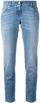 Brunello Cucinelli straight cropped jeans - women - Cotton/Spandex/Elastane - 36