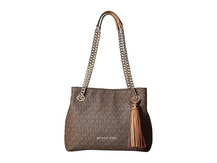 4d4229ec3233 Michael Kors Signature Bag - ShopStyle