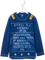 Diesel 'Tlamy' T-shirt