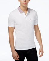Ben Sherman Men's Slim-Fit Apple-Collar Polo