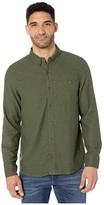 Toad&Co Airsmyth Long Sleeve Shirt (Flint Stone) Men's Clothing