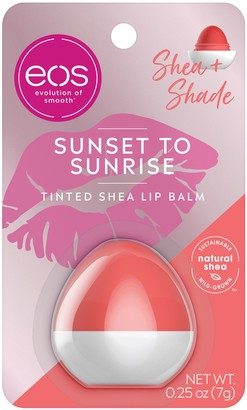 EOS Sunset to Sunrise Color Tinted Lip Balm