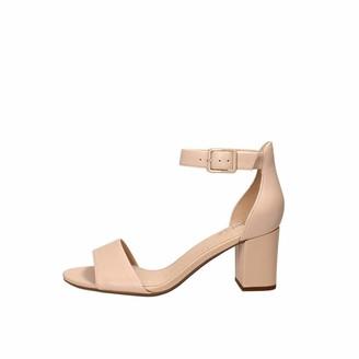 Clarks Deva Mae Womens Ankle-Strap