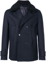 Officine Generale double breasted coat