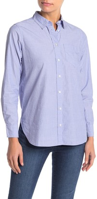 J.Crew Button Down Shirt (Petite)