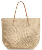 Women's Straw Tote Handbag Merona