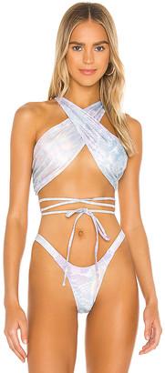 Minimale Animale The Infinity Bikini Top