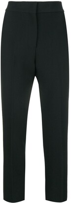 MSGM Classic Cropped Trousers