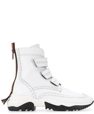 A.F.Vandevorst touch strap boots