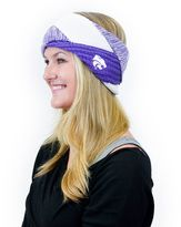 Women's ZooZatz Kansas State Wildcats Criss-Cross Headband