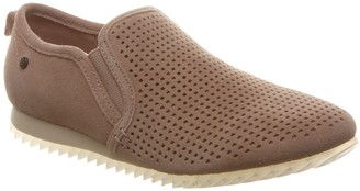 BearPaw Valencia Perforated Slip-On Sneaker
