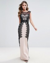 Lipsy Embellished Maxi Dress