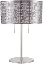 Lite Source LS-22174PS Torre 2 Light Table Lamp