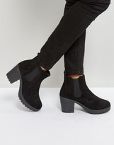 Truffle Collection Heeled Chelsea Boots