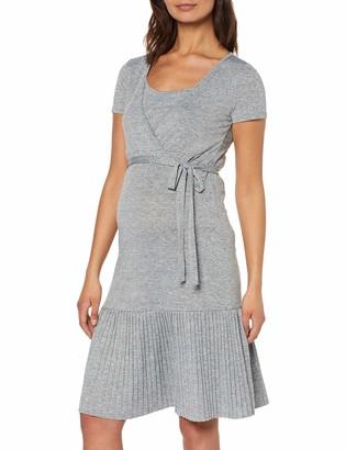 Mama Licious Mamalicious Women's Mlkada Tess S/s Jersey Abk Dress Nf