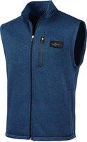 Greg Norman For Tasso Elba Men's Sweater Fleece Vest, Created for Macy's