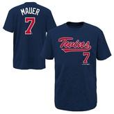 MLB Minnesota Twins Boys' Joe Mauer T-Shirt Jersey