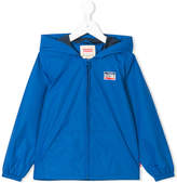 Levi's Kids hooded zipped jacket