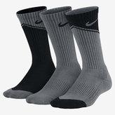 Nike Performance Cushion Crew Big Kids' Socks (3 Pair)