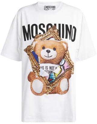 Moschino Teddy Frame T-Shirt