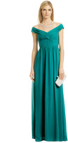 Erin Fetherston ERIN Twisted Up in Love Gown