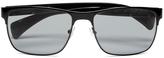 Prada Conceptual Metal Sunglasses Black
