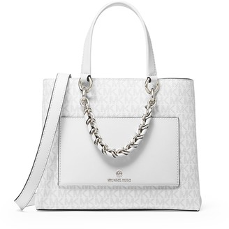 MICHAEL Michael Kors Cece Small Logo Chain Messenger Bag